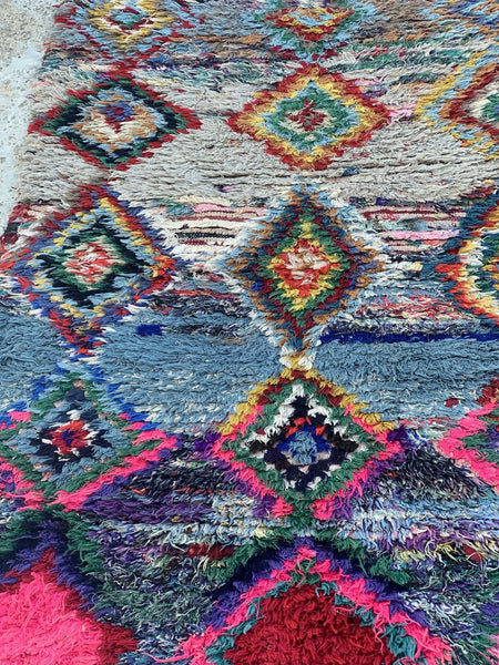 Morocco carpet rugs abstract design.  11 -  AUROBELLE  IBIZA