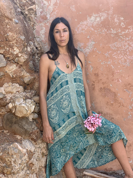 Seline summer beauty dress -  AUROBELLE  IBIZA