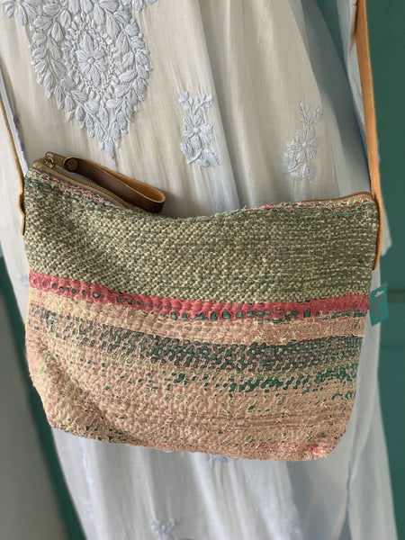 Travel bag kantha no 1 -  AUROBELLE  IBIZA