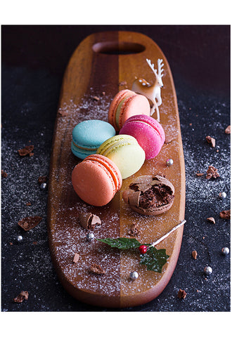 KOKUHAKU™ Tea-Infused Macarons, Set Of 6