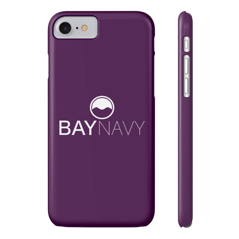 Slim iPhone 7 - BayNavy, Phone Case - Sunglasses, BayNavy - BayNavy