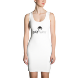 BayNavy Fitted Sew Dress - BayNavy,  - Sunglasses, BayNavy - BayNavy