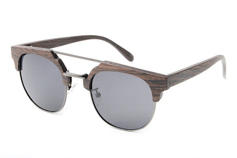 Fashion Sport Wooden Sunglasses - BayNavy, Sunglasses - Sunglasses, BayNavy - BayNavy