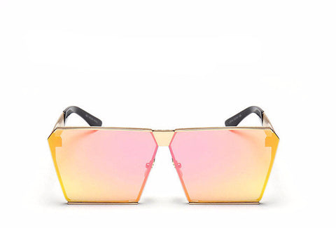 Square mirror sunglasses for women - BayNavy, Sunglasses - Sunglasses, BayNavy - BayNavy
