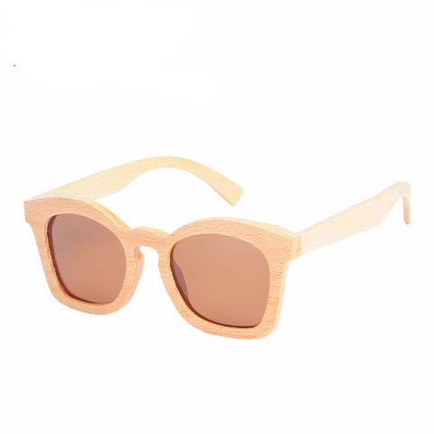 Pumpkin Square Polarized Sunglasses - BayNavy, Sunglasses - Sunglasses, BayNavy - BayNavy