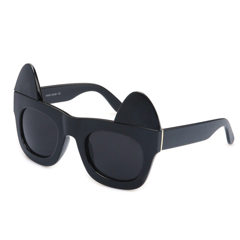 Removable CAT EARS Sunglasses - BayNavy, Sunglasses - Sunglasses, BayNavy - BayNavy