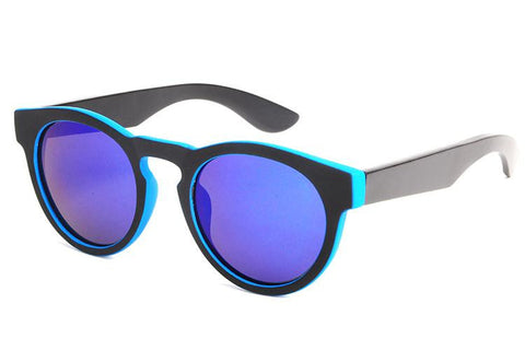 BayNavy Color Bamboo Sunglasses - BayNavy, Sunglasses - Sunglasses, BayNavy - BayNavy