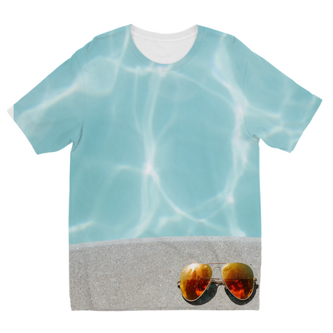 Kids Sublimation TShirt - BayNavy, Apparel - Sunglasses, BayNavy - BayNavy