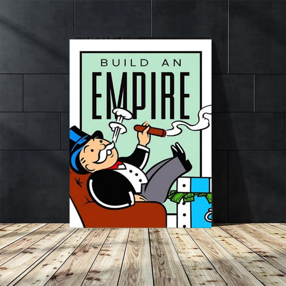 Build an Empire - TheCanvasWarehouse