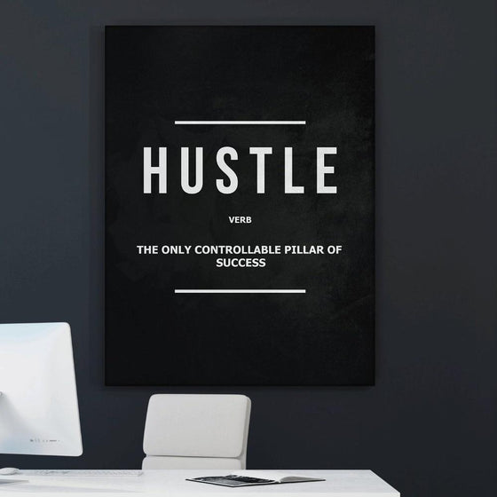 Hustle - TheCanvasWarehouse