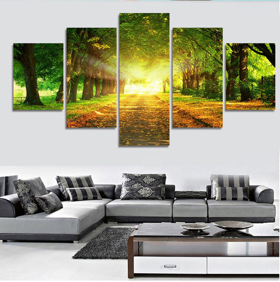 Spring Sunshine - 5 Piece Set - TheCanvasWarehouse