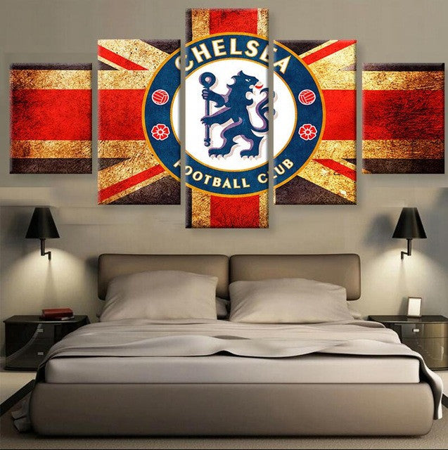 Chelsea - 5 Piece Set - TheCanvasWarehouse