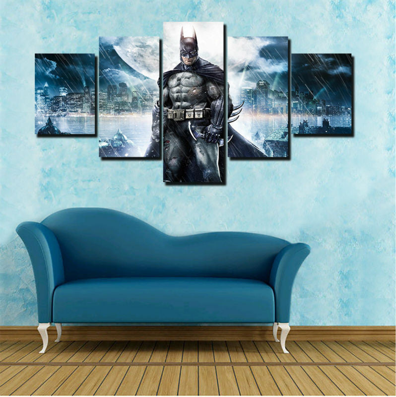 Batman Storm - 5 Piece Set - TheCanvasWarehouse