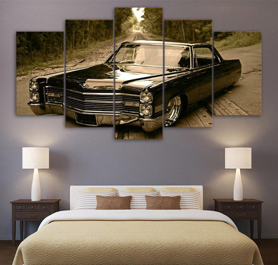 American Muscle - 5 Piece Set - TheCanvasWarehouse