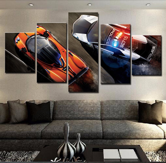 Need For Speed - 5 Piece Set - TheCanvasWarehouse