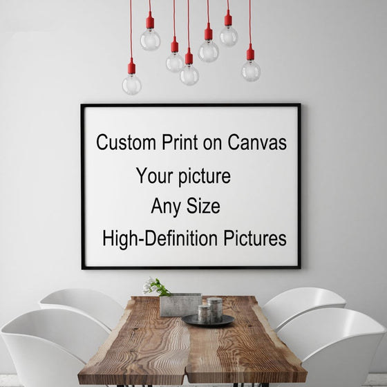 Custom Canvas - Horizontal - TheCanvasWarehouse