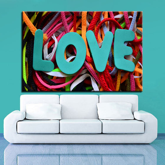 Love Strings - TheCanvasWarehouse