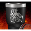 Torched Products 2020 Dumpster Fire Laser Engraved Tumbler