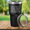 Torched Products Black 30 Pages of Rules Laser Engraved Tumbler