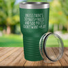 Torched Products Green 30 Pages of Rules Laser Engraved Tumbler