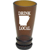 Torched Products Barware Arkansas Drink Local Beer Bottle Shot Glass (4507014955057)