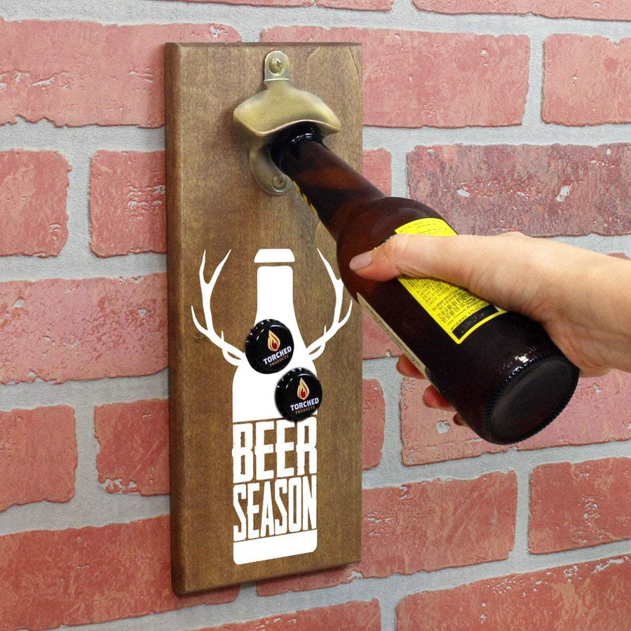 Torched Products Bottle Opener Beer Season Bottle Opener