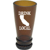 Torched Products Barware California Drink Local Beer Bottle Shot Glass (4507014987825)