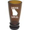 Torched Products Barware Georgia Drink Local Beer Bottle Shot Glass