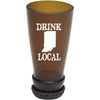 Torched Products Barware Indiana Drink Local Beer Bottle Shot Glass (4507015348273)