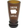Torched Products Barware Iowa Drink Local Beer Bottle Shot Glass (4507015381041)