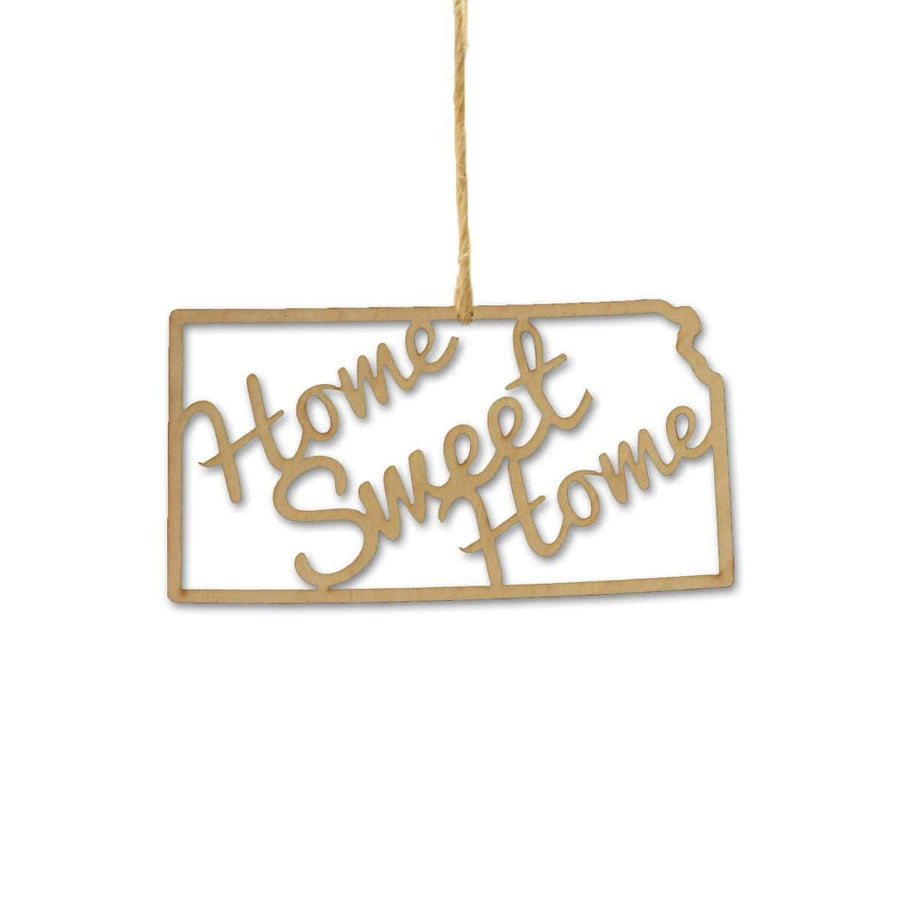 Torched Products Ornaments Kansas Home Sweet Home Ornaments (781215236213)