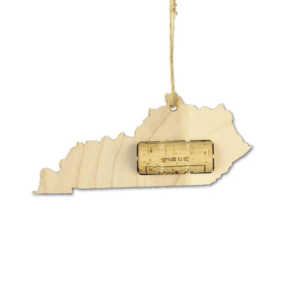 Torched Products Wine Cork Holder Kentucky Wine Cork Holder Ornaments