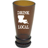 Torched Products Barware Louisiana Drink Local Beer Bottle Shot Glass