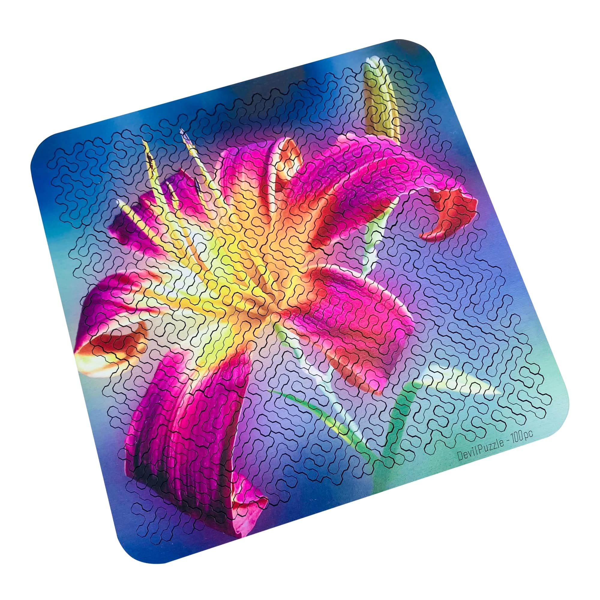 Torched Products Mind Bending Stargazer Lily Puzzle