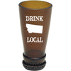 Torched Products Barware Montana Drink Local Beer Bottle Shot Glass