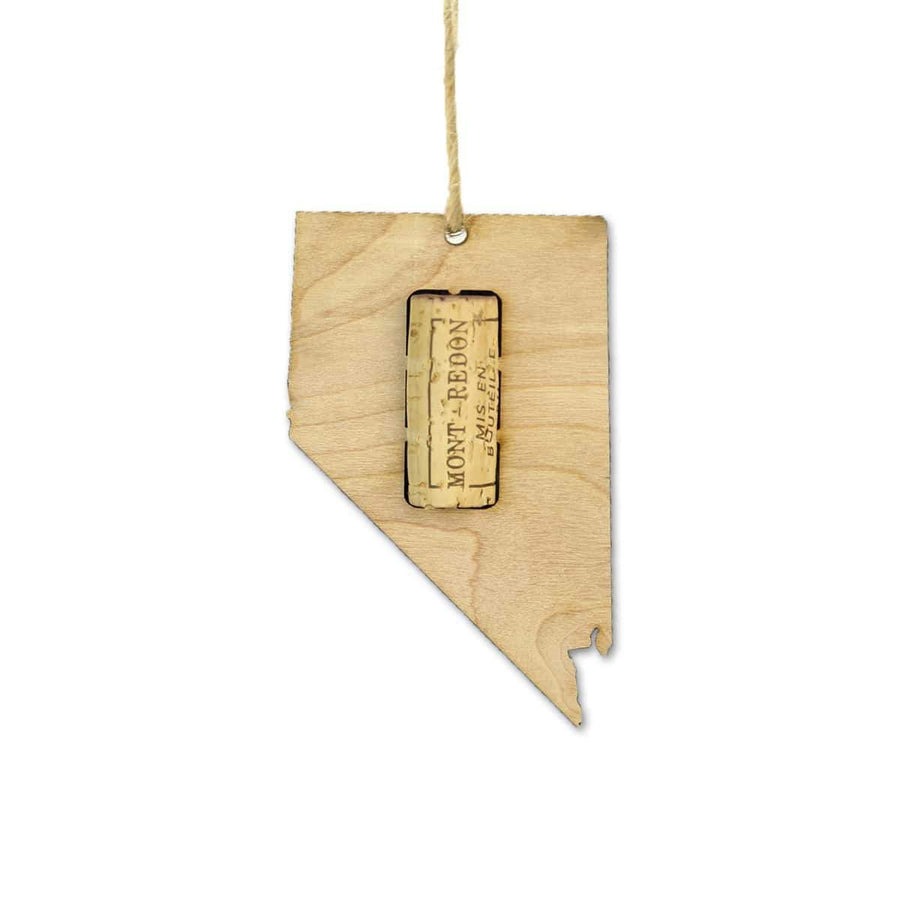 Torched Products Wine Cork Holder Nevada Wine Cork Holder Ornaments (781202751605)