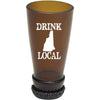 Torched Products Barware New Hampshire Drink Local Beer Bottle Shot Glass (4507015905329)