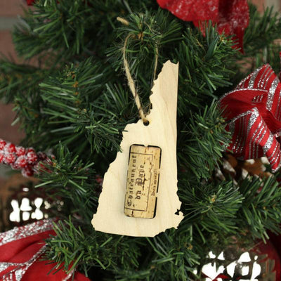 Torched Products Wine Cork Holder New Hampshire Wine Cork Holder Ornaments