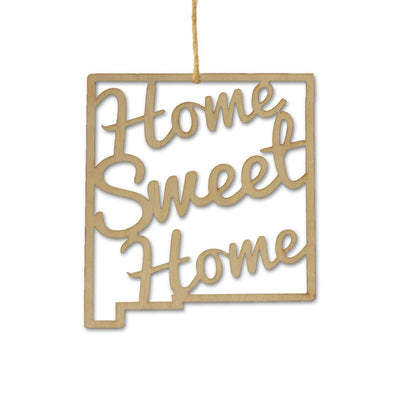 Torched Products Ornaments New Mexico Home Sweet Home Ornaments (781219528821)