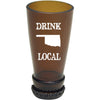 Torched Products Barware Oklahoma Drink Local Beer Bottle Shot Glass