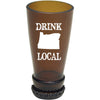 Torched Products Barware Oregon Drink Local Beer Bottle Shot Glass (4507016200241)