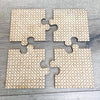 Torched Products Coasters Puzzle Coasters