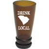 Torched Products Barware South Carolina Drink Local Beer Bottle Shot Glass (4507016298545)