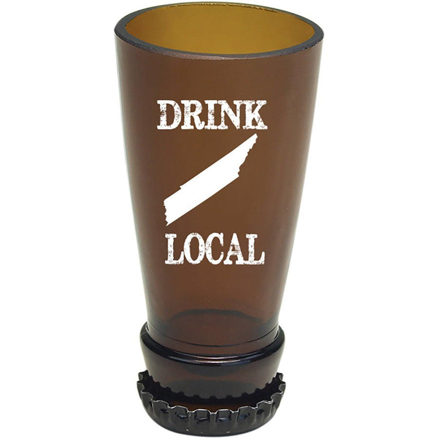 Torched Products Barware Tennessee Drink Local Beer Bottle Shot Glass (4507016396849)