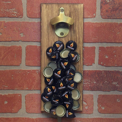 Torched Products Bottle Opener US Coast Guard Cap Catching Magnetic Bottle Opener (2081456193585)