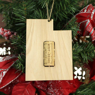 Torched Products Wine Cork Holder Utah Wine Cork Holder Ornaments