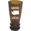 Torched Products Barware Washington Drink Local Beer Bottle Shot Glass (4507016560689)