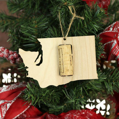 Torched Products Wine Cork Holder Washington Wine Cork Holder Ornaments (781206913141)