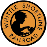 Whittle Shortline Railroad Wooden Toy Trains Logo