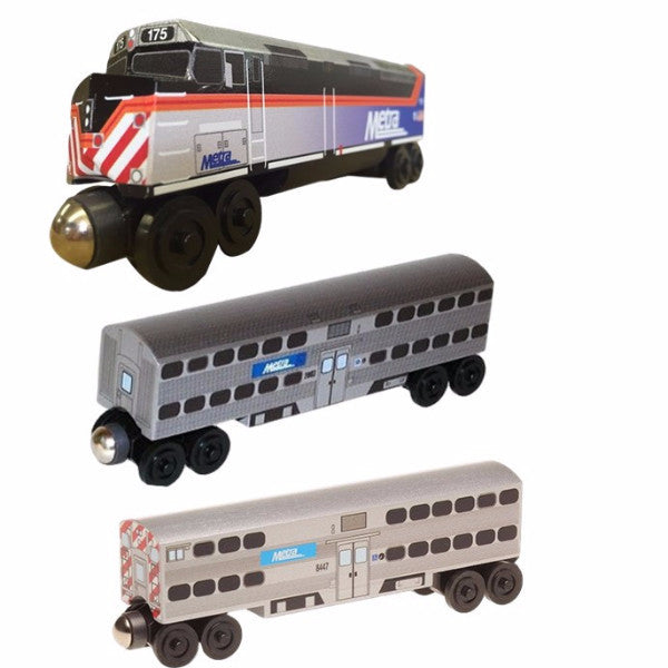 2017 Metra F-40 3pc. Set